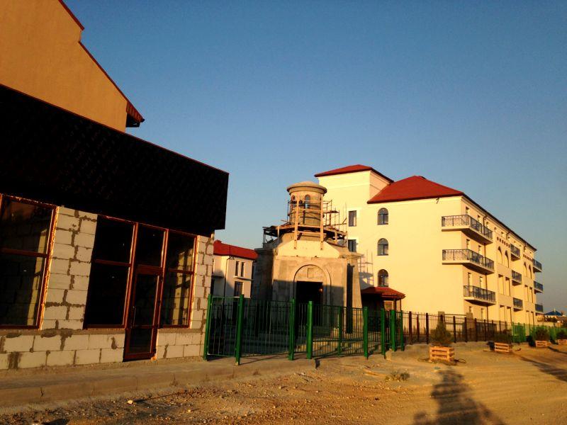 Итальянская деревня в Крыму